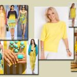 Солнечно-желтое настроение или ... какой цвет одежды лучше смотрится этим летом?